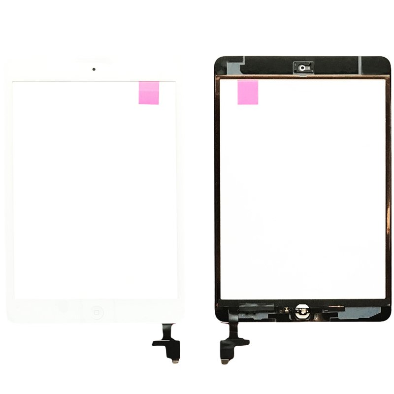 [DIG/IPMINI/w] Digitizer do tab. IP MINI white